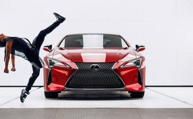 Man and Machine | 2017 Lexus LC Commercial Song
