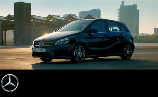 Prepared for Life   2017 Mercedes-Benz B-Class Commercial Song