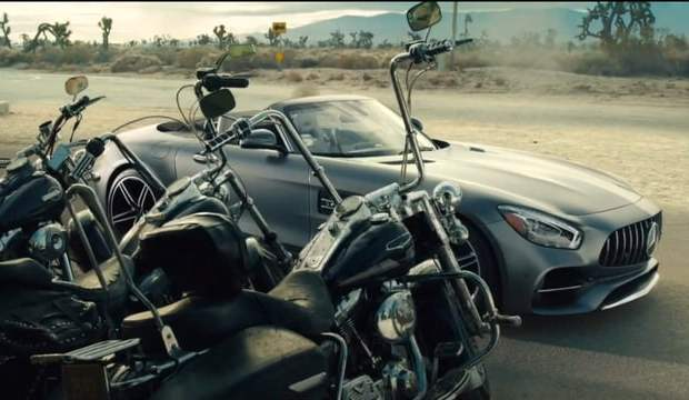 Wild | Mercedes-Benz AMG Roadster Super Bowl 2017 Commercial Song