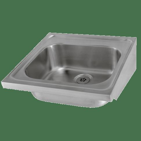 franke stainless steel hospital sink
