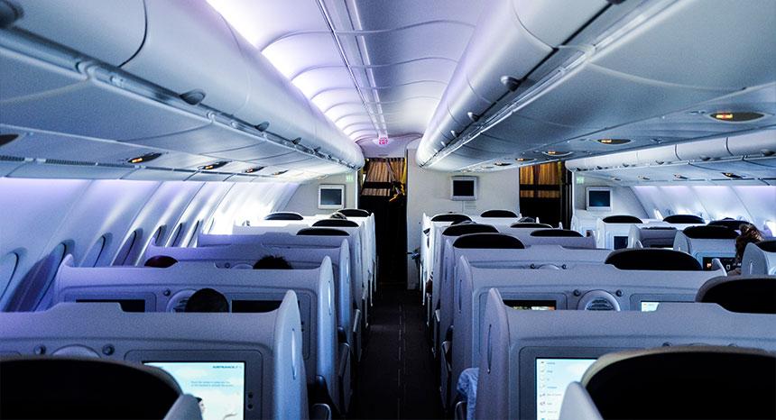 Vol AF084 Paris  San Francisco en Classe Business  Comme un Avion
