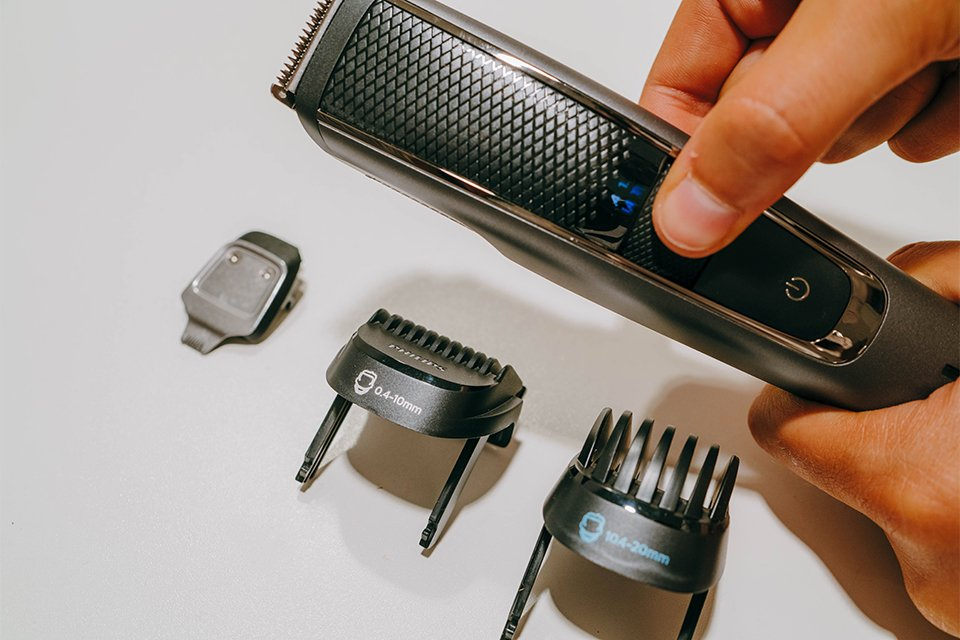 tondeuse philips beardtrimmer series 5000 bt5515 15 test avis