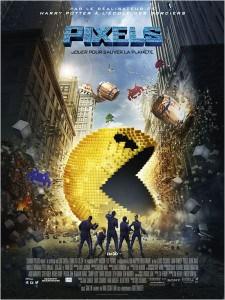 affiche pixels