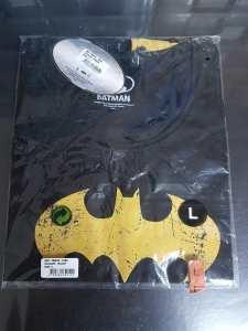 livraison tee shirt batgirl