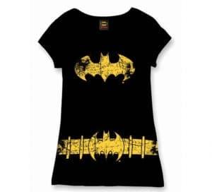 tee shirt batgirl
