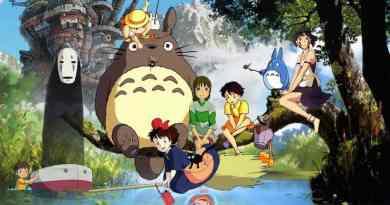 Une boutique éphémère Ghibli à Paris jusqu'au 15 Décembre 1