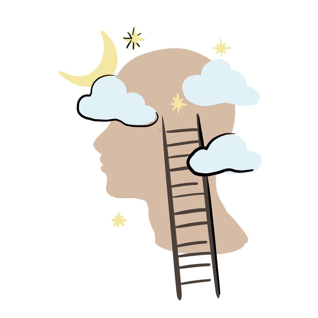 treumecoaching Arbeit mit der Unterbewusstsein coaching commma