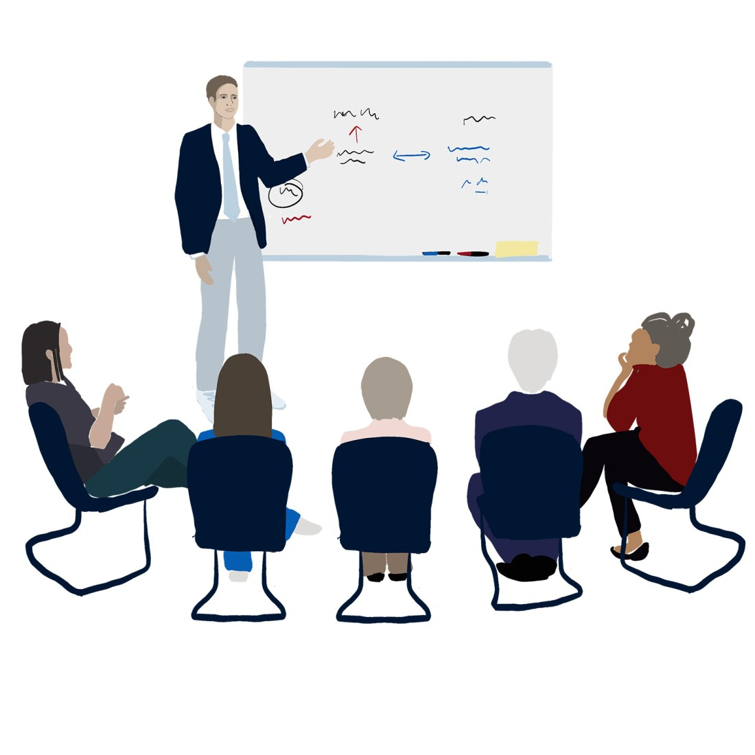Workshop Tagung Mitarbeiter Führungskräfte