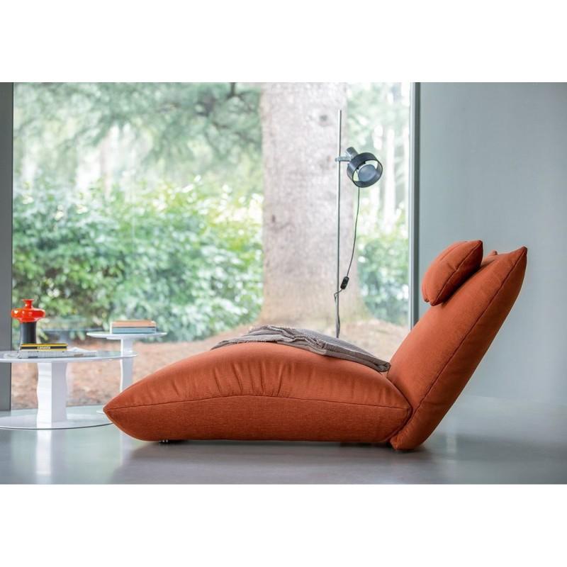 Chaise longue de salon design Sonora
