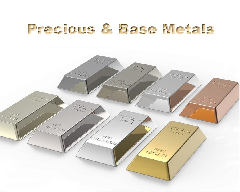 Image result for base metals