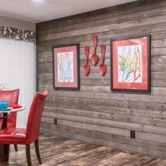 Used Kitchen Cabinets Indiana Fire Station Ship Lap Accent Wall | Commodore Of
