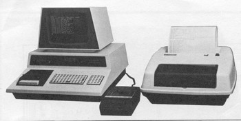 Commodore PET 2001, C2N Dataset and Commodore 2020 Printer (Never Manufactured as far as we know)
