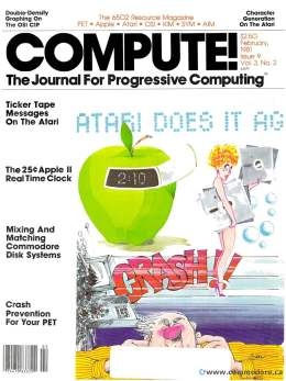 Compute! Magazine Issue #9 - February 1981