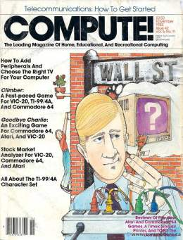 Compute! Magazine Issue #42 - November 1983