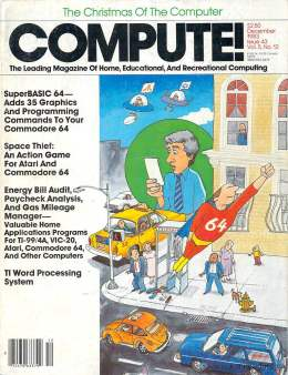 Compute! Magazine Issue #43 - December 1983