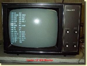 Monitor Output of a KIM1