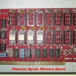 Wameco EPM-2 EPROM Memory Board