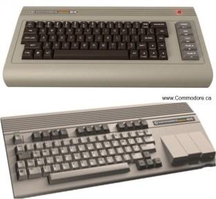 Commodore 64 Production & Commodore 65 Prototype