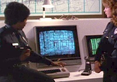 POLICE ACADAMY 3 -C64