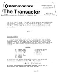 The Transactor Vol 1 07 1978