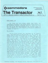 The Transactor Vol 2 02 1979