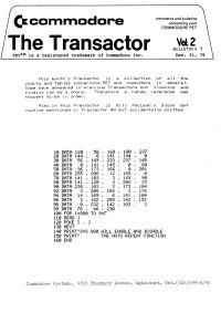 The Transactor Vol 2 07 1979