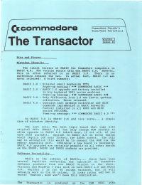 The Transactor Vol 3 01 198?