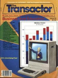 The Transactor Vol 5 04 1985