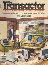 The Transactor Vol 6 03 1985