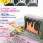 Run Issue 34 - 1986