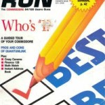Run Issue 60 - 1988