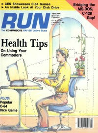 Run Issue 64 - 1989