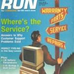 Run Issue 65 - 1989