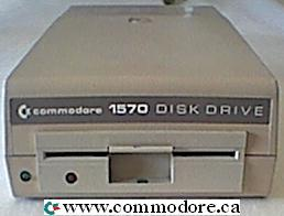 Commodore 1570 Floppy Disk Drive