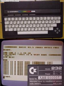 Commodore-232
