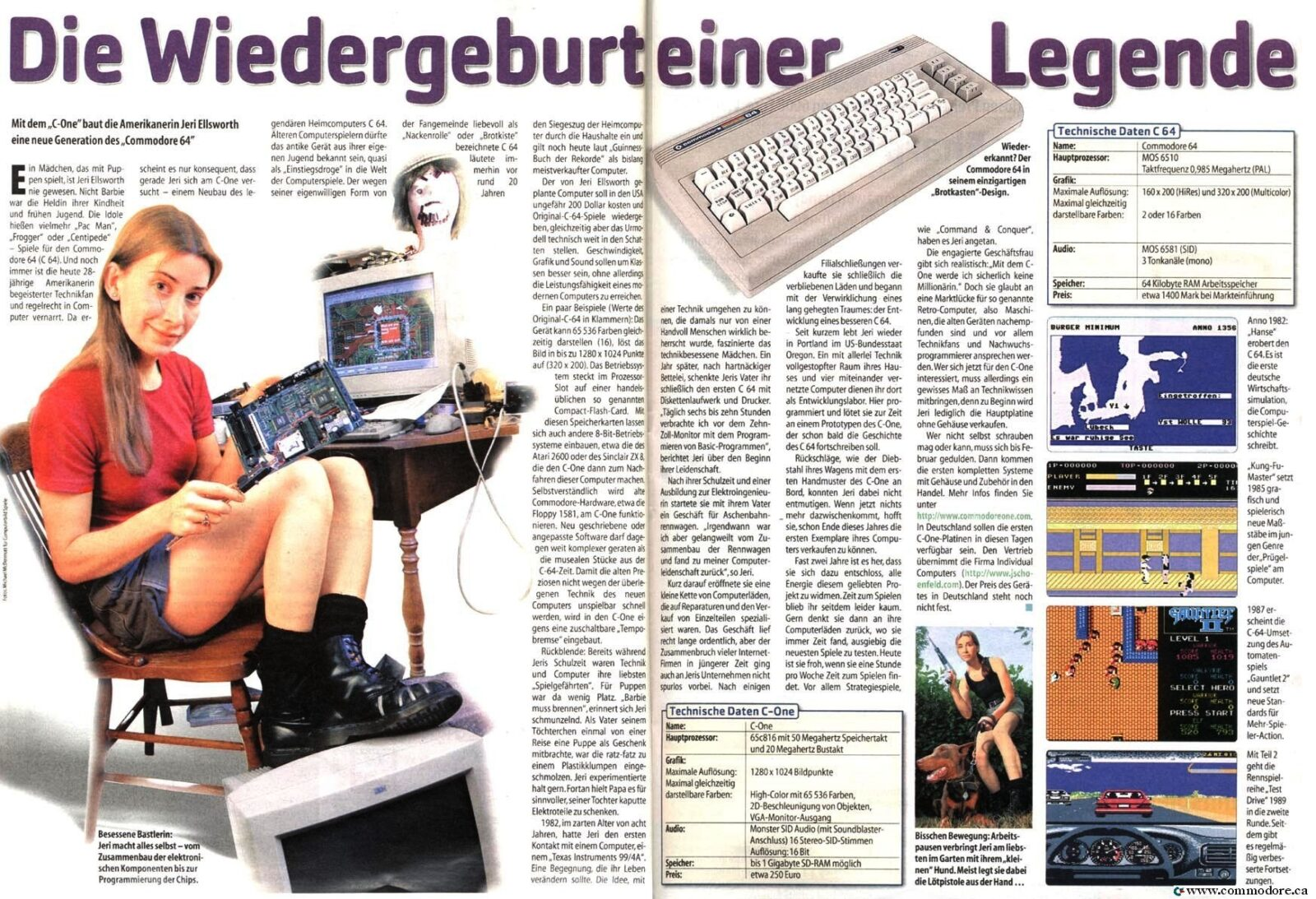 Commodore 64 The Best Selling Computer In History Rev A Motherboard Schematics From 1982 C1 German Bild