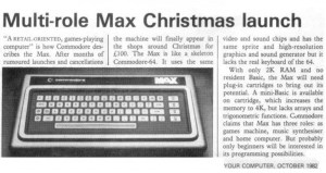 commodore-max-machine-announcement-your-computer-oct-1982