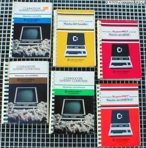 commodore_superpet_manuals