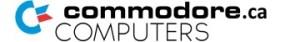 Commodore dot ca black 360x50