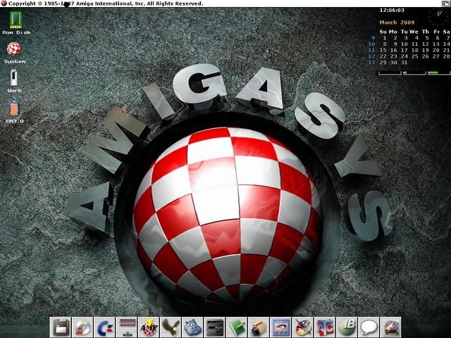 Amiga su PC - AmigaSYS