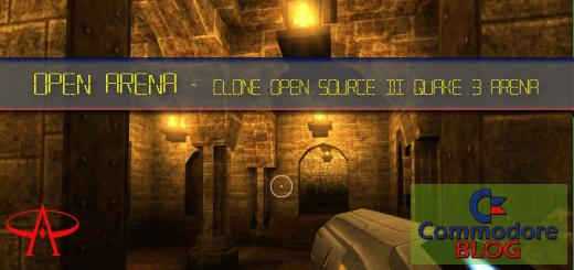 Open Arena: Clone Open Source di Quake 3 Arena