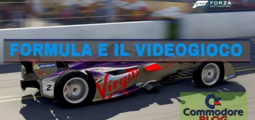 Formula E il videogioco