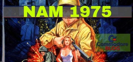 Nam 1975 copertina
