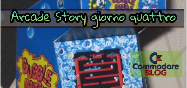 Arcade Story giorno quattro