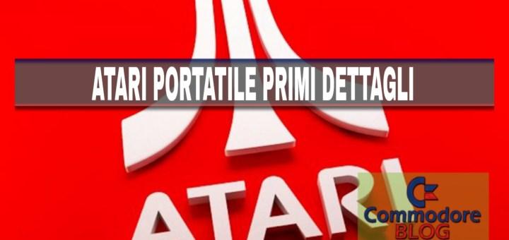 Atari portatile primi dettagli