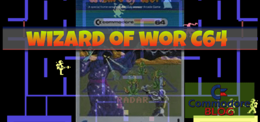 Wizard of wor C64