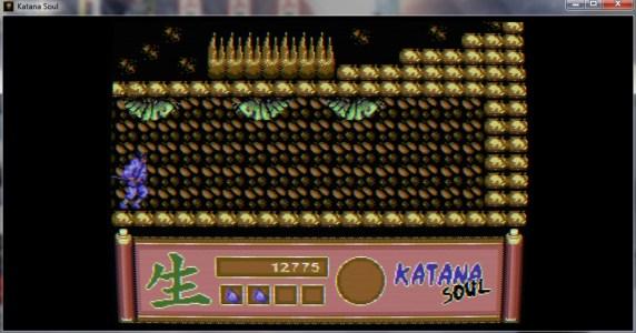 Katana Soul