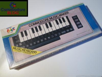 C64 keyboard
