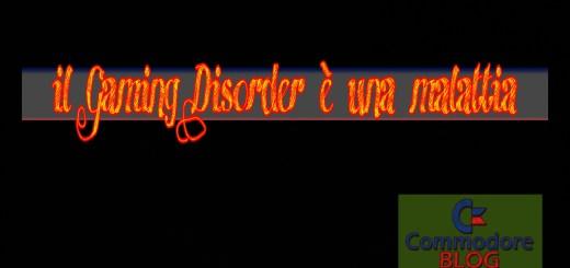 Gaming Disorder