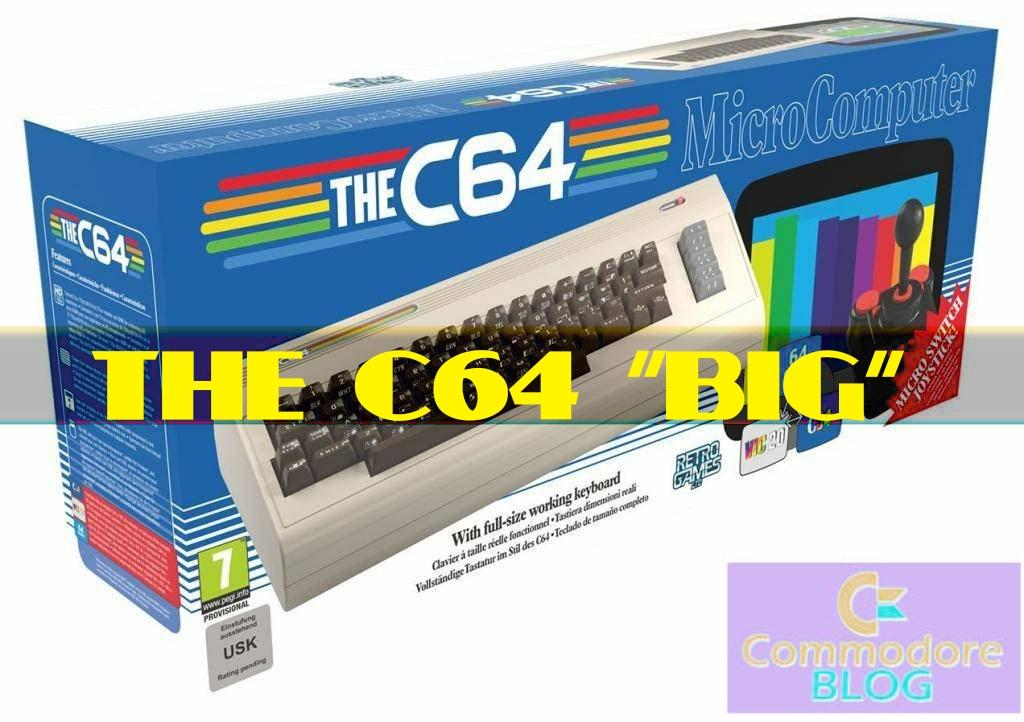"The C64 ""BIG"""